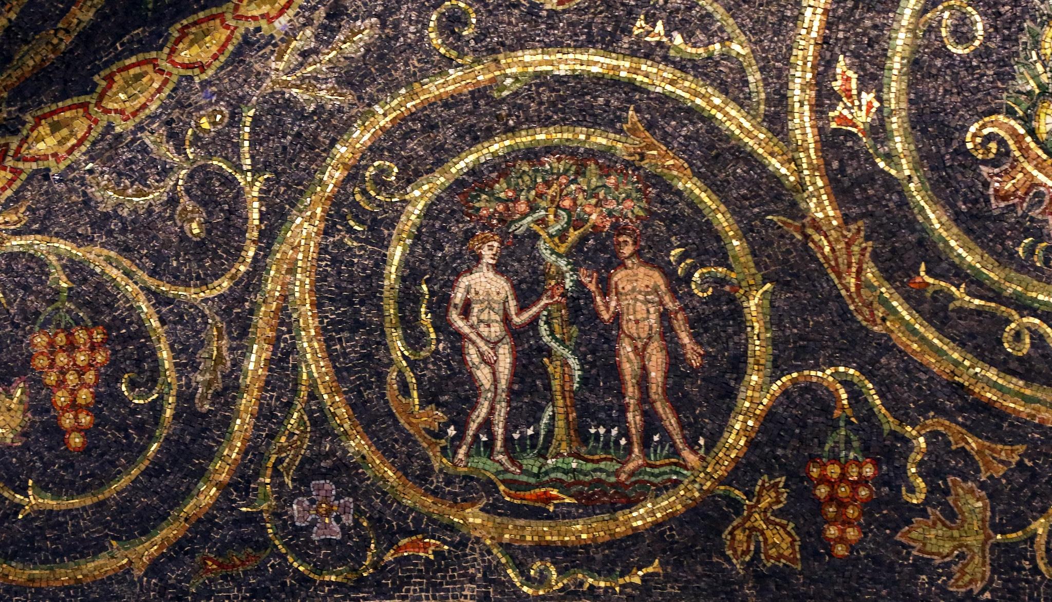 亚当夏娃吃禁果_六个理由:亚当和夏娃吃禁果是对上帝的严重悖逆   改革宗初学者